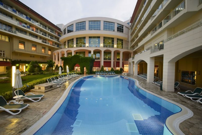 Billiges 5 Sterne Hotel In Kemer Turkei Hotel Barut Kemer Resort